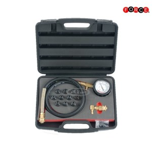 FORCE Oliedruk tester set 12-delig