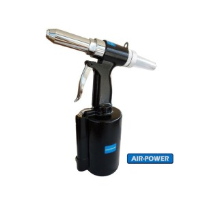 AIR-POWER Pneumatische professionele popnageltang 2.4 t/m 6.4 mm