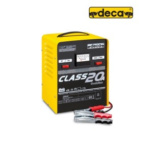 DECA CLASS Traditionele acculader 12/24 Volt / 20A