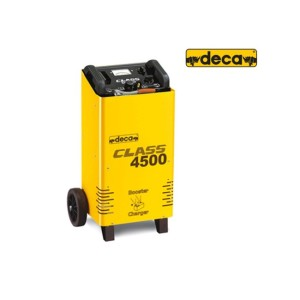 DECA CLASS BOOSTER 4500 Acculader / booster 500 Amp 12/24 Volt